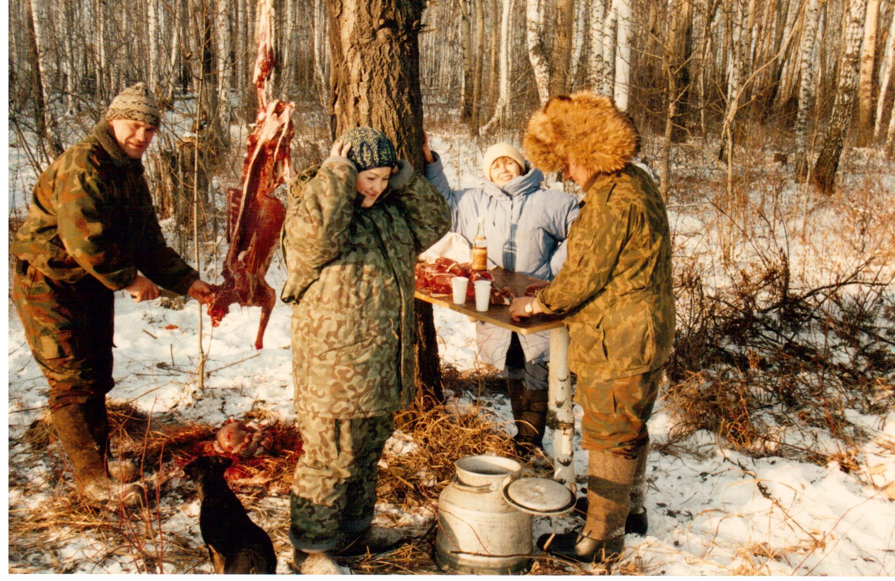 Итоги работы Пичаевского районного общества охотников и рыболовов за период с 2005 по 2010 гг