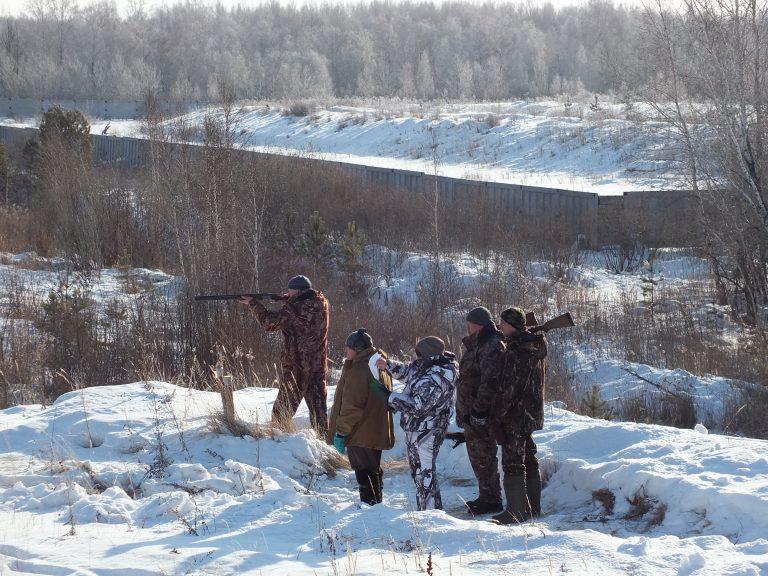 МООиР, Серебряно-Прудское районное общество охотников и рыболовов